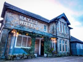 Haylie Hotel, hotel v destinaci Largs