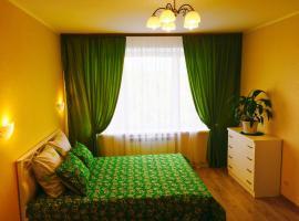 Luxe apartment Dmitrov, отель в Дмитрове