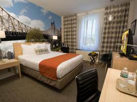 Adria Hotel and Conference Center, hotel near Belmont Park Race Track, Queens