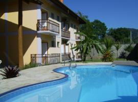 Pousada do Tié, hotel near Porto Itagua Shopping, Ubatuba