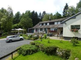 Haus Sonnentau, family hotel in Monschau