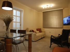 Apartamento central, novo e com garagem em Curitiba, hotel near 24 Hours Street, Curitiba