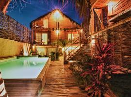 Eco Lodge Mancora, hotel in Máncora