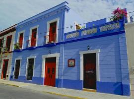 Hotel Medio Mundo, hôtel à Mérida