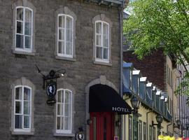 Hôtel Marie-Rollet, hotel in Quebec City