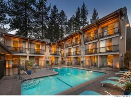 Firelite Lodge, motel in Tahoe Vista