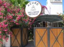 Azure Wellness Retreat, hotel near Asclepieion of Kos, Turgutreis