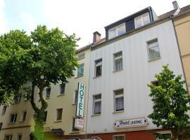 Hotel Palla, pet-friendly hotel in Essen