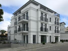 Aparthotel Villa Lea, hotel near Ferry, Ahlbeck