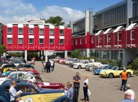 Hotel Motodrom, Hotel in der Nähe von: Hockenheimring, Hockenheim