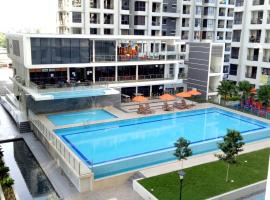 Cozy LFS Condominium, accessible hotel in Kota Kinabalu