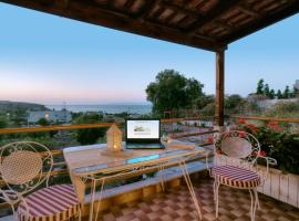 Romanza Villas, accessible hotel in Sitia