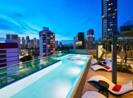 Oakwood Studios Singapore (SG Clean), hotel near Newton Food Centre, Singapore