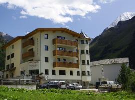 Hotel Montana, hotel in Solda