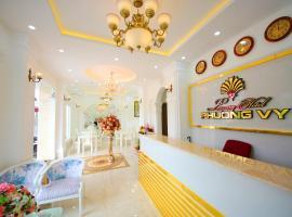 Phuong Vy Luxury Hotel, отель в Далате