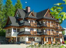 Willa Pod Miedzą, hotel near Ku Dolinie Ski Lift, Bukowina Tatrzańska