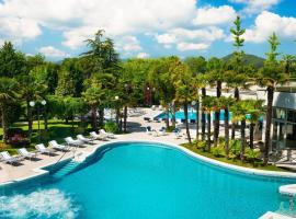 Hotel La Residence & Idrokinesis, отель в Абано-Терме
