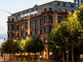 AC Hotel by Marriott Mainz, hotel in Mainz