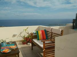 Chill out rooftop, hotel near Monte Palace Tropical Garden, Funchal