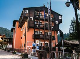 Hotel Posta R.T.A., hotel a Madonna di Campiglio