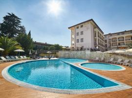 Hotel Resort Villa Luisa & Spa, hotel in San Felice del Benaco