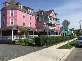 The Grenville Hotel and Restaurant, inn in Bay Head