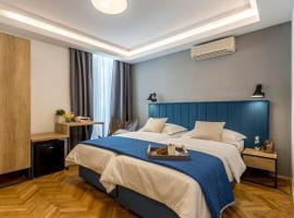 Central Rooms Split, hotel in Split