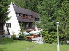 Ostoja Górska Koninki, hotel in Niedźwiedź