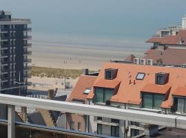 Le 1003, pet-friendly hotel in Nieuwpoort