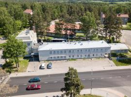 Gasthaus Patruuna, hotel in Joutseno