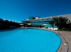 Hotel Senac Ilha do Boi, hotel near Canto Beach, Vitória
