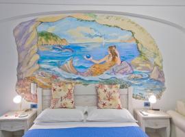 La Mela Blu, hotel near Cantine Marisa Cuomo - Winery, Furore