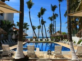 Surf Olas Altas, hotel in Puerto Escondido
