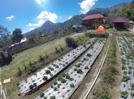 Bale Sembahulun Cottages & Tend, holiday park in Sembalun Lawang