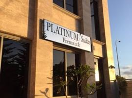 Platinum Suites Fremantle, hotel near Perth Children's Hospital, Fremantle