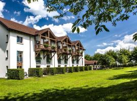 Hotel Restaurant Seegarten, hotel in Arbon