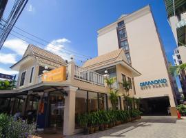 Diamond City Place, hotel in Pattaya South