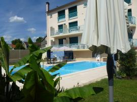 Le Quercy, hotel in Souillac