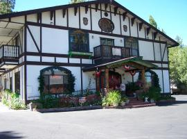 Black Forest Lodge, lodge in Big Bear Lake