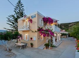 Ξενοδοχείο Μπλέ Θάλασσα, ξενοδοχείο στον Γαλησσά