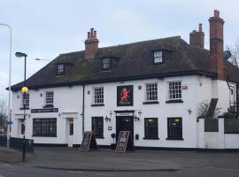 The Red Lion, hotel near Stop24 Services Folkestone M20, Hythe