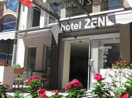 Garni Hotel Zenit, отель в Нови-Саде