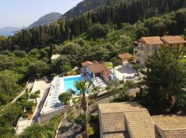 Brentanos Apartments - A - View of Paradise, boutique hotel in Gastourion