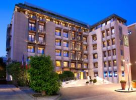 Lazart Hotel, accessible hotel in Thessaloniki