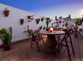 Un Patio al Sur, hotel en Sevilla