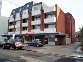 Sylter-Kajuete-Haus-Ornum, apartment in Westerland