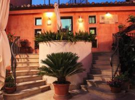 Hotel Il Barocco, отель в Рагузе