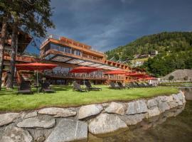 Seevilla Freiberg, hotel v destinaci Zell am See