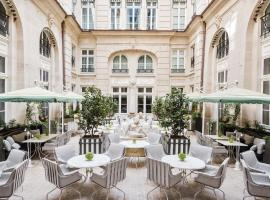 Hotel de Crillon, hotel in Paris