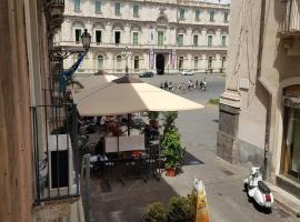 Casasicula, camera con cucina a Catania